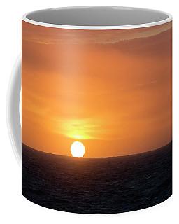 Meeting The Horizon Coffee Mug