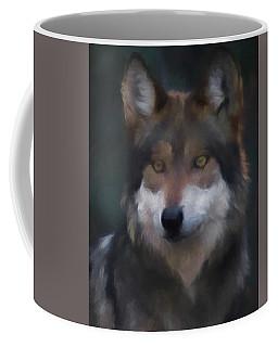 Mexican Grey Wolf Da Coffee Mug