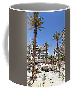 Mexican Riviera Resort Coffee Mug