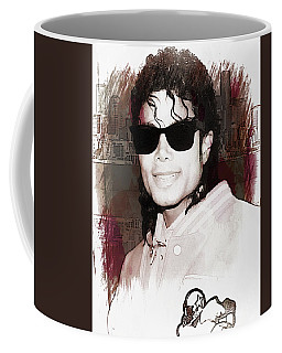 Michael Jackson Coffee Mug