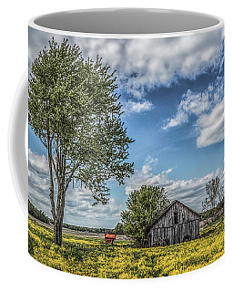 Michigan Countryside  Coffee Mug