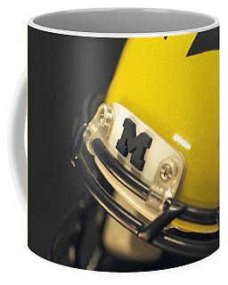 Michigan M Coffee Mug