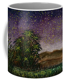 Midnight At The Oasis Coffee Mug