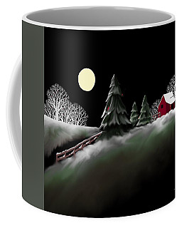 Midnight Clear Coffee Mug