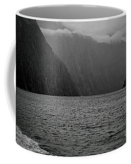 Milford Sound, New Zealand Coffee Mug