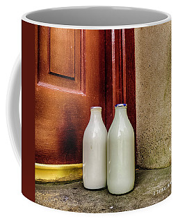 Milk Bottles Coffee Mug