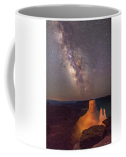 Milky Way At Marlboro Point Coffee Mug