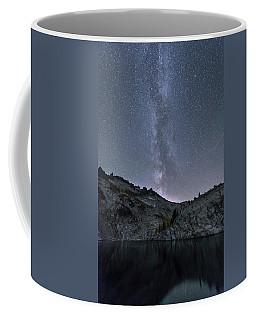 Milky Way At The Enchantments Coffee Mug