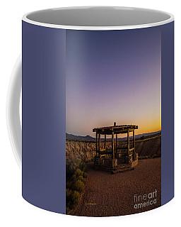 Cathedral Gorge Gazebo Coffee Mug