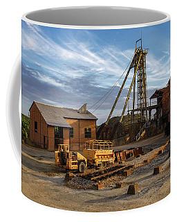 Mining Site Coffee Mug