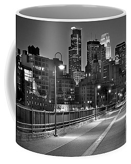 Minneapolis Skyline From Stone Arch Bridge Coffee Mug