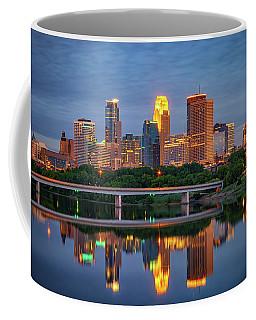 Minneapolis Twilight Coffee Mug