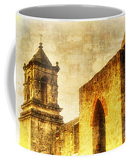 Mission San Jose San Antonio, Texas Coffee Mug