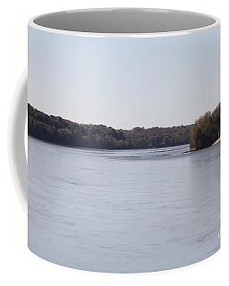 Missouri River At Boonville Coffee Mug
