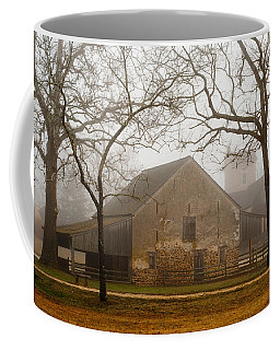 Misty Batsto Horse Barn Coffee Mug