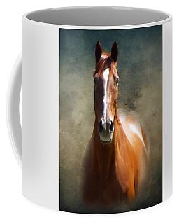 Misty In The Moonlight P D P Coffee Mug