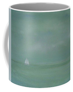 Misty Sail Coffee Mug