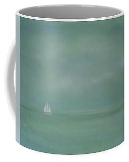 Misty Sail Coffee Mug
