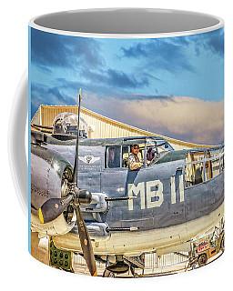 Marine Mitchell B-25 Pbj  Coffee Mug