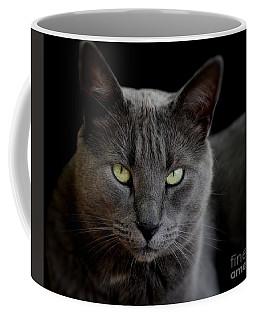 Mittens Coffee Mug by Mary-Lee Sanders