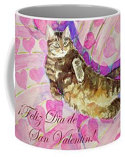 Mocha San Valentin 2 Coffee Mug