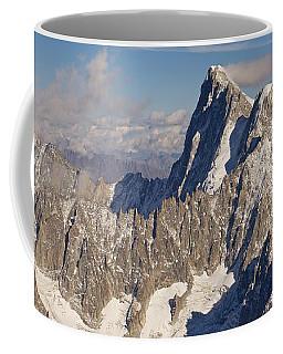 Mont Blanc Du Tacul Coffee Mug