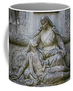 Coffee Mug featuring the photograph Monument To The Duchess Of Victory Genoves Park Cadiz Spain by Pablo Avanzini