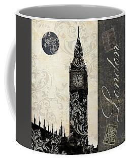 Moon Over London Coffee Mug