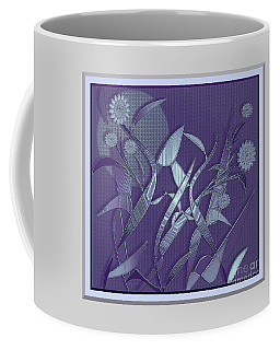 Coffee Mug featuring the digital art Moonlight by Iris Gelbart