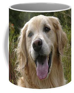 Morgie Coffee Mug by Rhonda McDougall