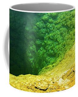 Morning Glory Pool Coffee Mug