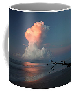 Coffee Mug featuring the photograph Morning Glow by Ronald Santini