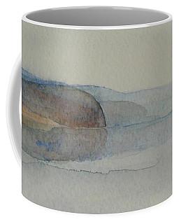 Morning Haze In The Swedish Archipelago On The Westcoast. Up To 36 X 23 Cm Coffee Mug