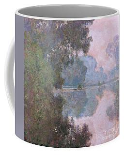 Morning On The Seine Near Giverny 1896 Coffee Mug