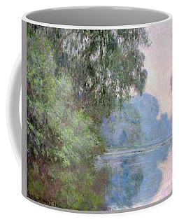 Morning On The Seine Near Giverny 1897 Coffee Mug