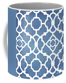 Moroccan Blues Coffee Mug
