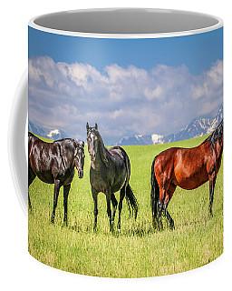 Mortana Morgan Mares Coffee Mug