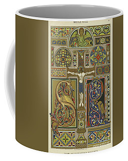 Mosaic Patterns From The Middle Ages Coffee Mug