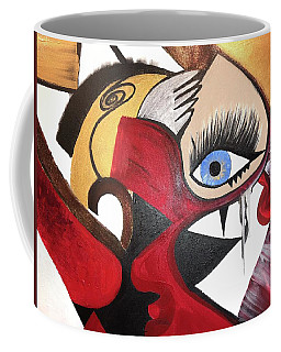 Motley Eye 2 Coffee Mug