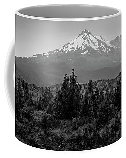 Mount Shasta And Shastina Coffee Mug