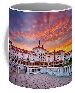 Mount Washington Hotel Coffee Mug