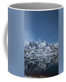 Mountain Reflection Coffee Mug