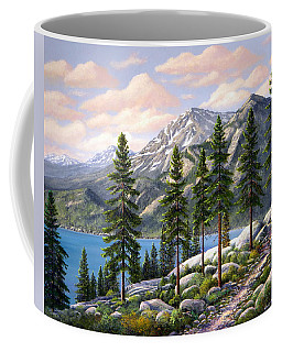 Mountain Trail Coffee Mug
