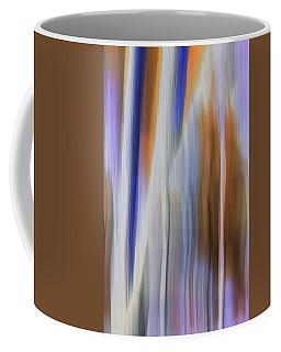 Moving Trees 37-31 Portrait Format Coffee Mug
