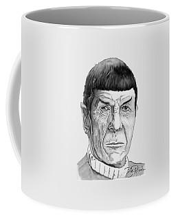 Mr Spock Coffee Mug