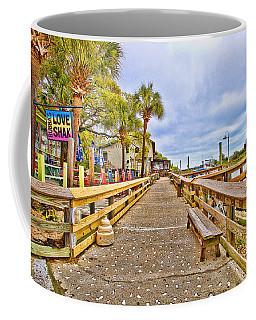 Murrells Inlet Marshwalk Coffee Mug