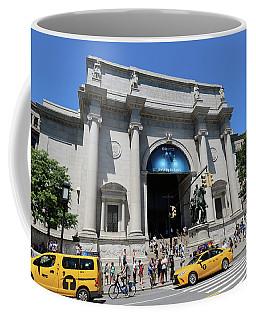 Museum Of Natural History Coffee Mug