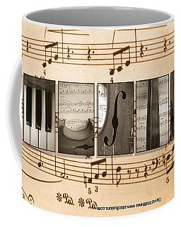 Music Coffee Mug
