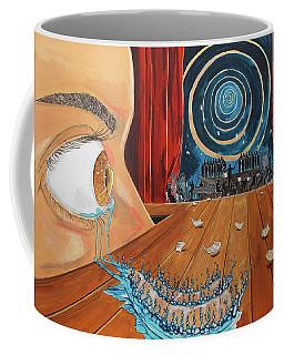Coffee Mug featuring the painting Music by Lazaro Hurtado