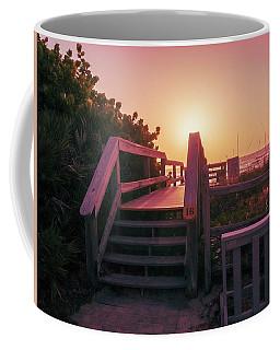 My Atlantic Dream - The Boardwalk. Coffee Mug